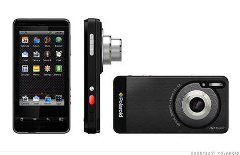 polaroid goes digital with android camera jan. 16, 2012