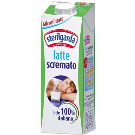 sterilgarda alimenti sterilgarda latte micro scremato lt1 cicalia