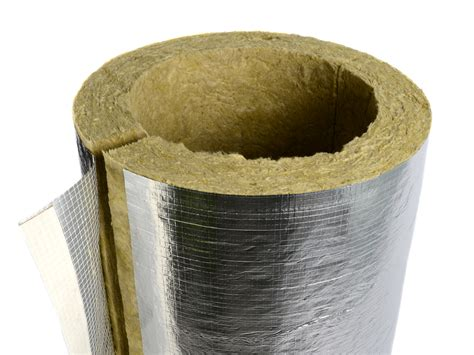 Insulation Rockwool rockwool rocklap h v pipe sections 03c encon