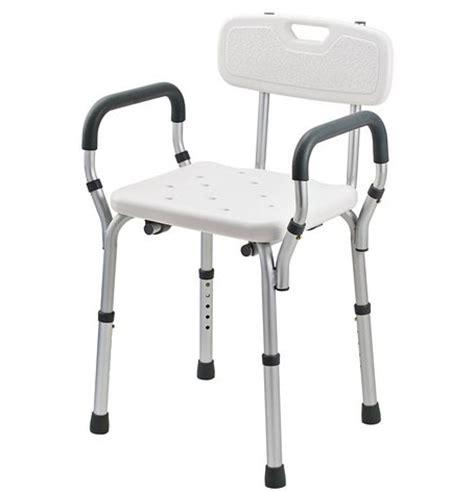 sgabelli ortopedici sgabello doccia con braccioli sanitaria polaris srl
