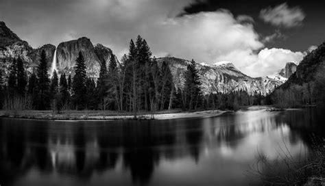 gambar pemandangan indah hitam putih  dicari
