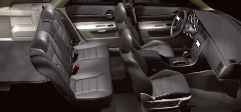 dodge magnum interior picture pic image