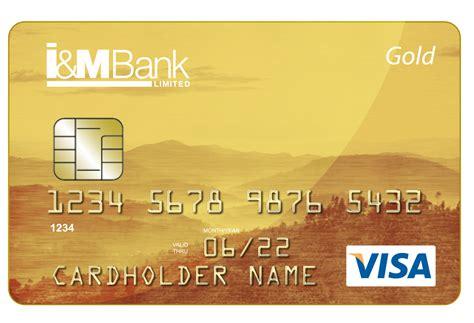 VISA cards   I&M Bank   Rwanda