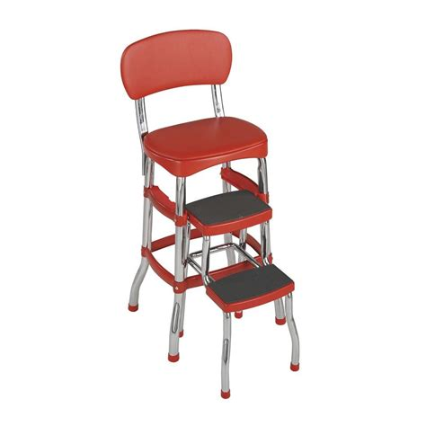 Cosco 3 Step All Aluminum Step Stool by Cosco 3 Ft Aluminum 2 Step Stool 225 Lb With Load