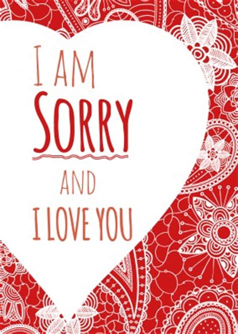 apology greeting card template sorry card template appology card sorry card apology card