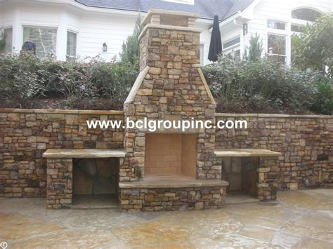 outdoor fireplace wall outdoor flagstone fireplace with storage flagstone pation