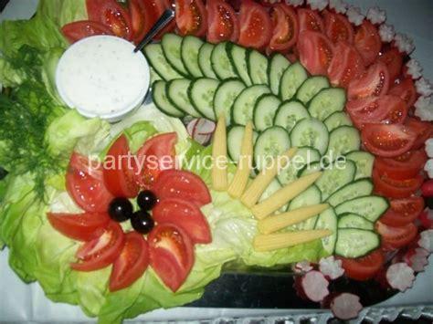 Salat Dekorieren by Salate Partyservice Ruppel Schweinfurt Bad Kissingen