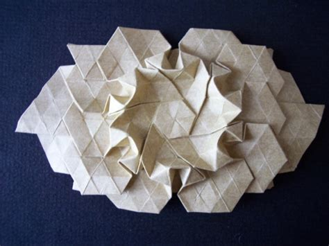 Origami C - 40 wonderful origami architecture patterns bored