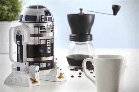 Star Wars R2 D2 Coffee Press   HiConsumption