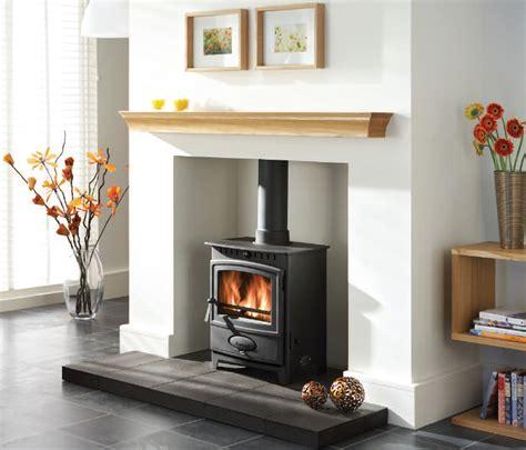 brick around free standing cast iron fireplaces aarrow