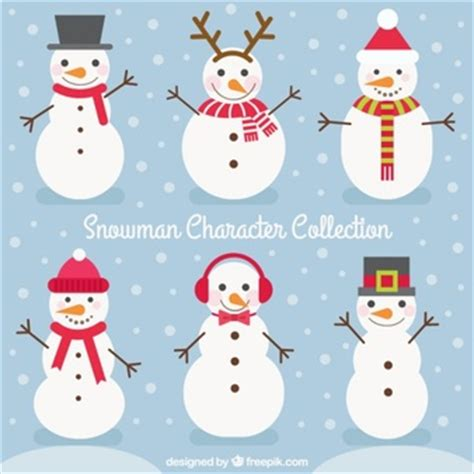 snowman vectors, photos and psd files | free download