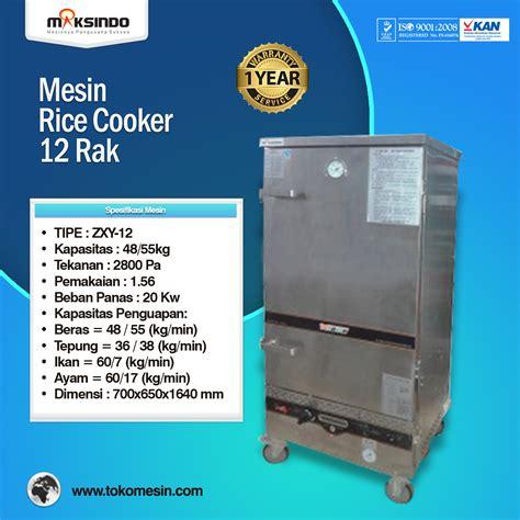 Rice Cooker Di Bandung jual mesin rice cooker kapasitas besar di bandung toko mesin maksindo bandung toko mesin