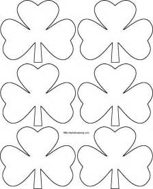 shamrock template shamrock template right click image and quot save to