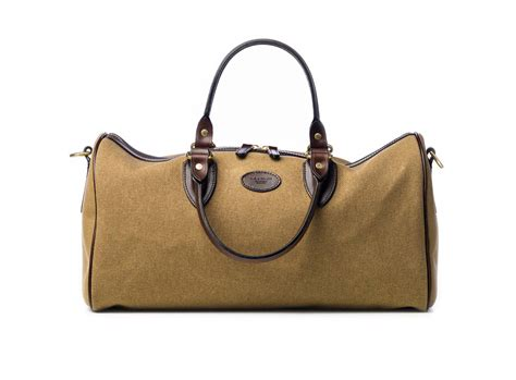 Safari Bags by Westley Richards Overnight And Safari Travel Bags