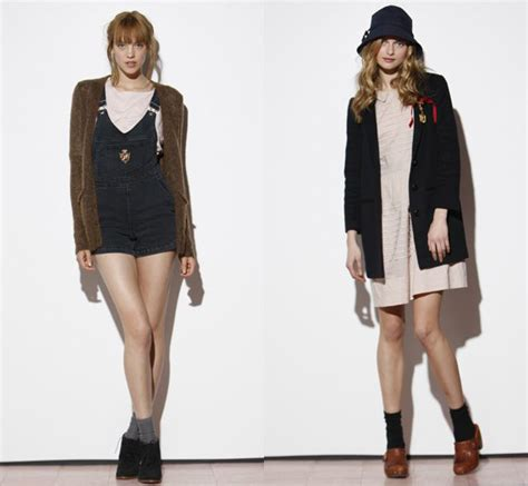 Fab Site Madewell1937com by Look At Chung For Madewell Fall 2010 Line