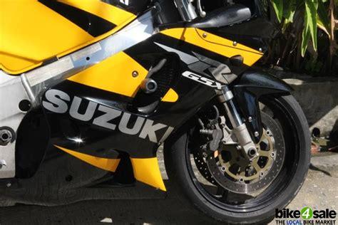 2001 Suzuki Gsxr 750 For Sale Suzuki Gsx R 750 Cc