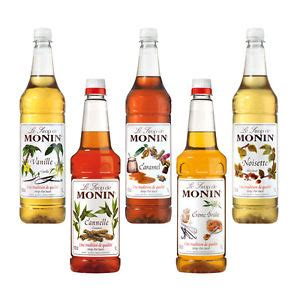 Monin Lychee Syrup 700ml monin syrups and smoothie fruit puree coffee and equip