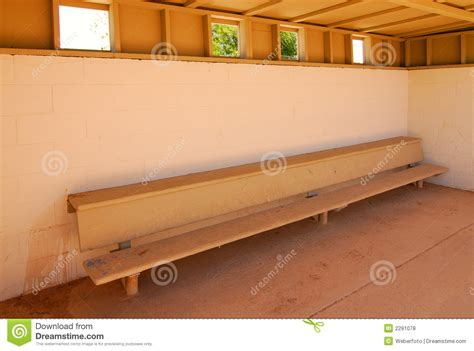 dugout bench plans baseball dugout stock photo image of shelter roof bench