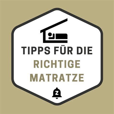 die richtige matratze die richtige matratze finden haus - Die Richtige Matratze