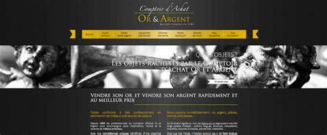 comptoir d achat or et argent site web comptoir d achat or et argent graphic