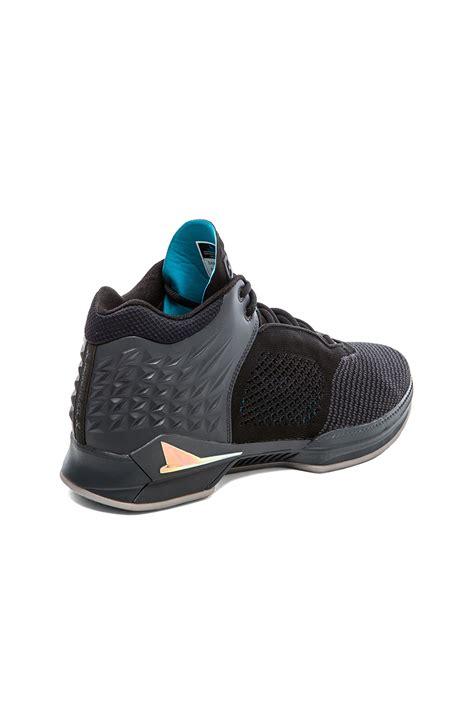 brandblack sneakers brandblack j crossover 2 paneled sneakers in black for