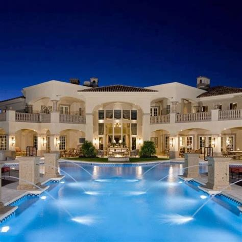 amazing mansions ridiculous house n pool home pinterest
