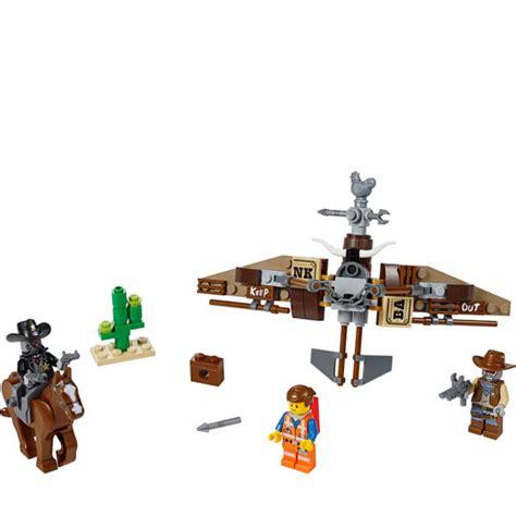 Lego 70800 The Lego Getaway Glider 1 lego getaway glider 70800 toys zavvi