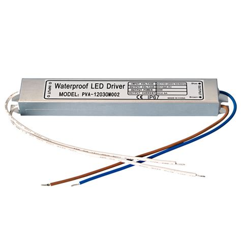 alimentatore per led 12v alimentatore stagno per striscie led lade led lade