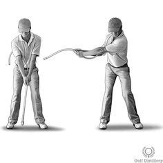 keep weight forward golf swing focus on bringing the clubhead back and towards you during