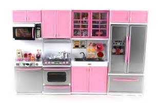 Modern Kitchen Set Deluxe Modern Kitchen Battery Operated Kitchen Playset For Use With 11 5 Quot