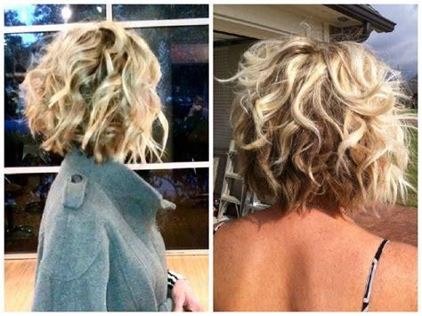 bob haircut  curly hair hair world magazine