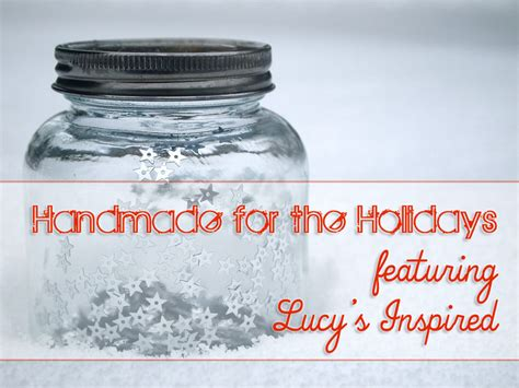 Handmade For The Holidays - handmade for the holidays lucy s inspired the bold abode
