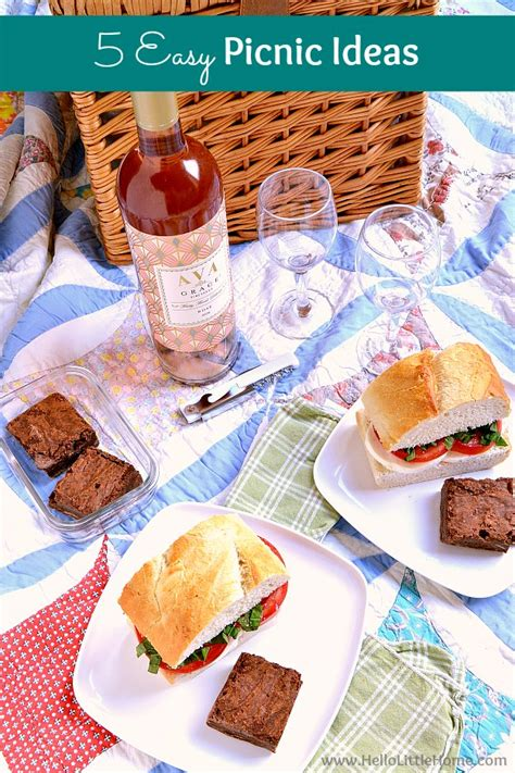 7 Great Outdoor Date Ideas For The Summer by 5 Easy Picnic Ideas For The Summer Day