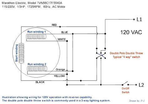 reversible ac motor wiring 28 images wiring diagram
