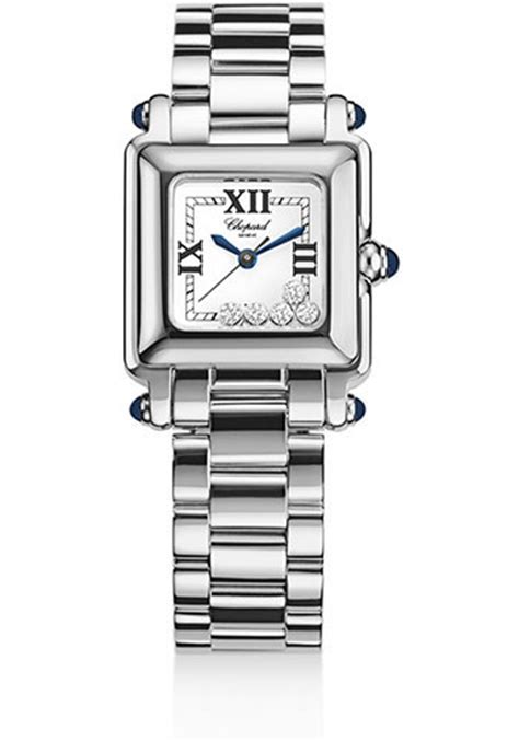 chopard happy sport square classic watches from swissluxury