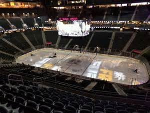 t mobile arena section 207 row j seat 11 los angeles