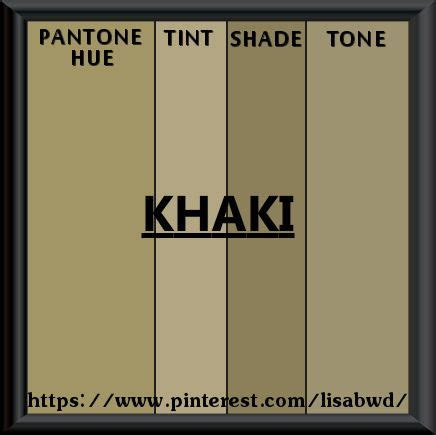 khaki colors pantone seasonal color swatch khaki color thesaurus