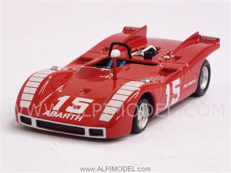 best model 9565 abarth 2000 sp 15 nurburgring 1970 k