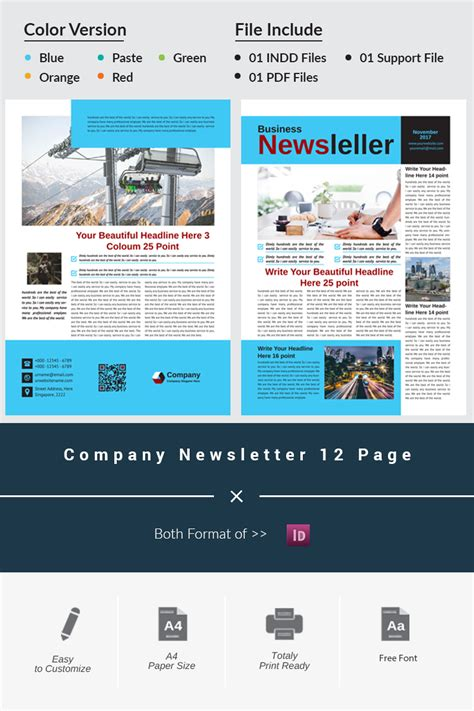 Web Com Templates Images Professional Report Template Word Godaddy Newsletter Templates