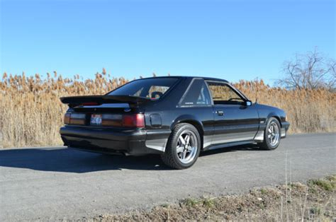 ford mustang 78 1989 saleen mustang 78 classic ford mustang 1989 for sale