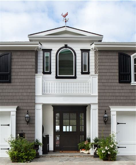 beach house exterior ideas classic beach house with coastal interiors home bunch