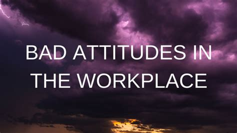 Brings Bad Attitude To Rehab by Managing A High Performing Employee With A Bad Attitude