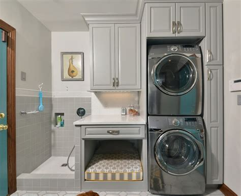 cabinet ideas for laundry room sumptuous litter box cabinet in laundry room craftsman