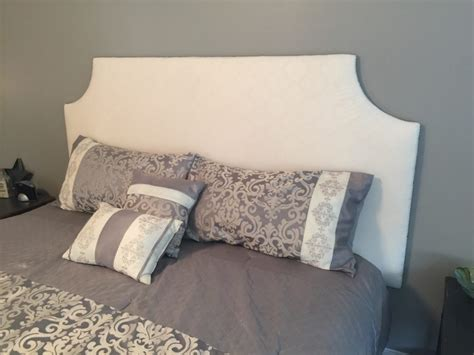Upholstered Headboards Atlanta by Northern Atlanta Homes Diy Upholstered Headboard Pottery Barn Knockoff