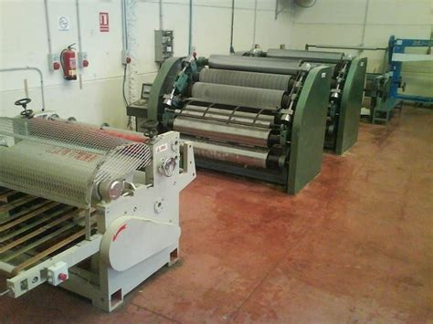 Paper Corrugated Box Machinery - corrugated line small corrugator corrugated board