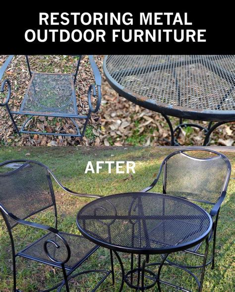 Paint Patio Furniture Metal - best 25 painted patio furniture ideas on