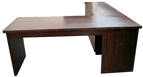 custom l shaped desk custom l shaped reclaimed wood home office desk mortise