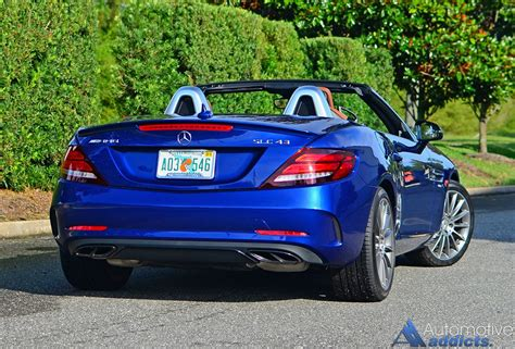 Amg Slc 43 by 2017 Mercedes Amg Slc 43 Review Test Drive