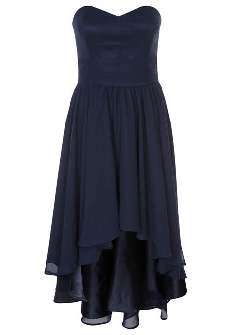 Zalando Swing Kleid Blau by Konfirmationskleid Angebote Auf Waterige