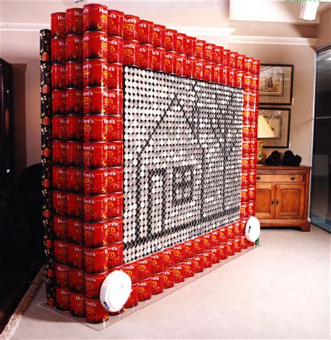 can sculpture canstruction project returns to underground nov 6